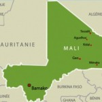 Carte du Mali - Pauvre