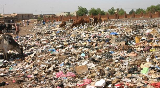 Vivre des ordures