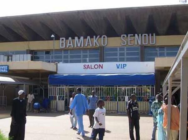 L'aeroport de Bamako Senou