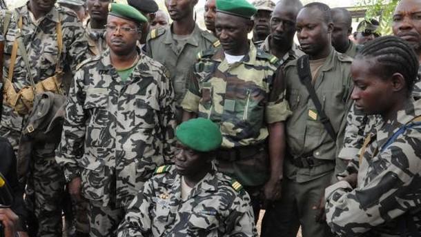 Capitaine Mamadou Sanogo