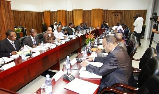 Conseil Ministres
