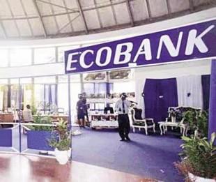 Le siège d'Ecobank Mali à Bamako - braqueurs