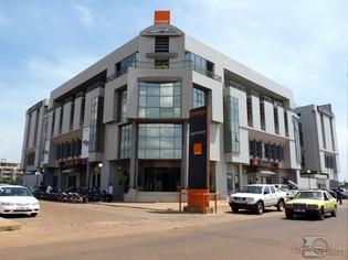 Le siège Orange-Mali