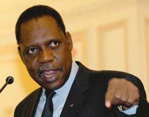 Issa-Hayatou, président CAF
