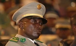 Le Général Amadou Haya Sanogo