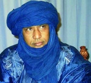 Le président du HCC, Oumarou Ibrahim Haïdara