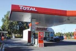 Station Total Mali