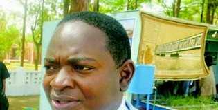 Adama Sangaré maire District