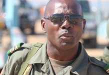 Colonel Keba Sangaré