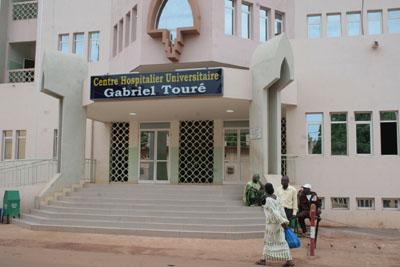 Chu Gabriel Toure