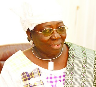 Mme Togola Jacqueline