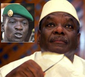 Le président Ibrahim Boubacar Keïta - Rupture