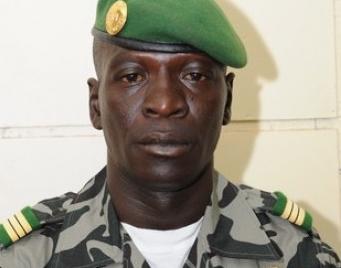 Amadou Haya Sanogo - magistrat