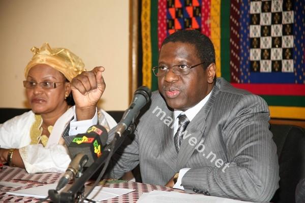 Me Mountaga Tall, président CNID
