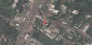Résidence IBK - photo Google Earth