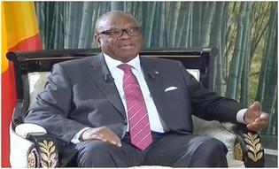 Ibrahim Boubacar Keita (IBK)
