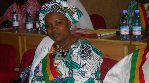 L'Honorable Fatoumata Niambaly