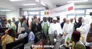 Rabat : Le président Keïta rencontre les imams