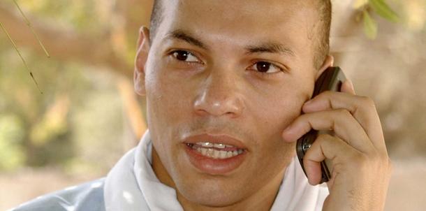 arim Wade, fils de l'ancien président Abdoulaye Wade - biens de Karim