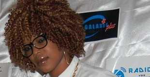 La rappeuse Ami Yerewolo