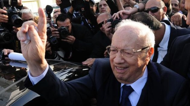 Présidentielle en Tunisie : le second tour opposera Essebsi (39,46%) à Marzouki (33,43%)