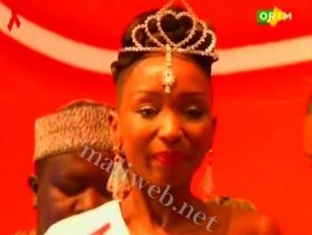 Mariam Traoré Miss Koulikoro