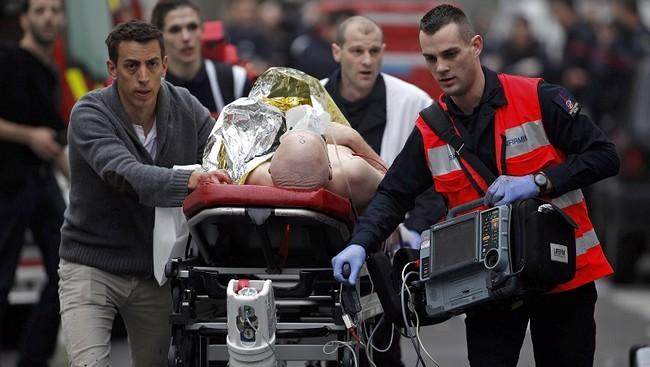Fusillade Charlie-Hebdo