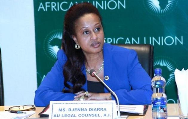 Mme Djénéba Diarra