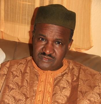 Ousmane Oumarou Sidibé, président C VJR