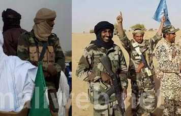 Mali: signes de décrispation entre les groupes rivaux du Nord