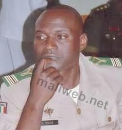 Le colonel-major Salif Traoré interpellé