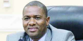 Le ministre Mahamane Baby