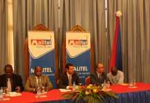 Une vue des responsables de la Sotelma-Malitel