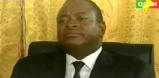 Adama Sangaré, maire du District de Bamako