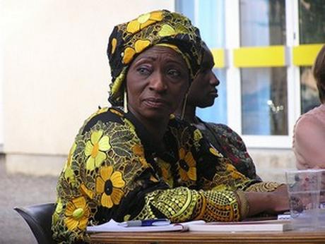 Mme Adame Bâ Konaré, Ex-Première Dame du Mali