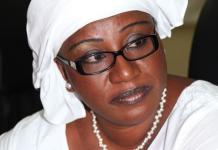Mme Diarra Raky Talla, Ministre de la Fonction publique