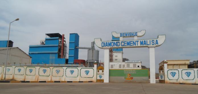 Diamond cement Mali