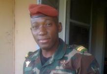 Le lieutenant Ouattara