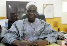 Ali Inogo Dolo, maire de la commune rurale de Sangha