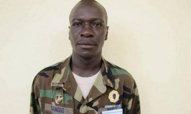 Amadou Haya Sanogo
