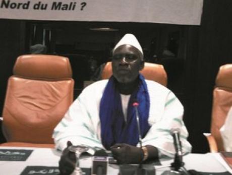 Chérif Ousmane Madani Haïdara