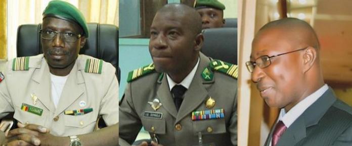 Les généraux , Yamoussa Camara, Dahirou Dembélé, Sidi Touré