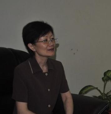 L'Ambassadeur de Chine au Mali, SE Mme Lu Huiying