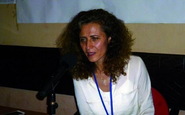 Mme Radhia Achouri, porte-parole de la Minusma