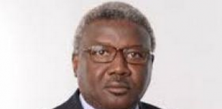Sekou Kassé, ambassadeur du Mali à l'ONU