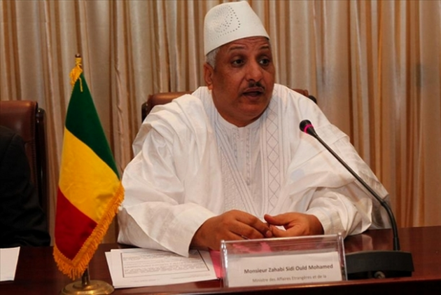 Le ministre Zahabi Ould Sidi Mohamed