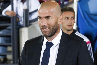 Real : Benitez prend la porte, Zidane va lui succéder !