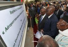 Bamako : bienvenue a l' « aéroport international Modibo Keita Senou »