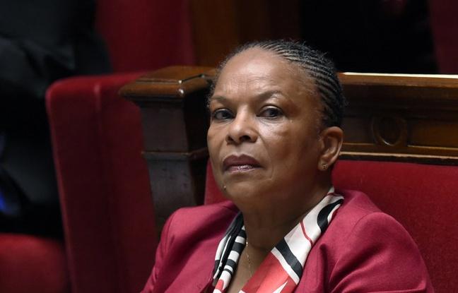Christiane Taubira. - LOIC VENANCE / AFP