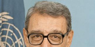 Boutros Boutros-Ghali